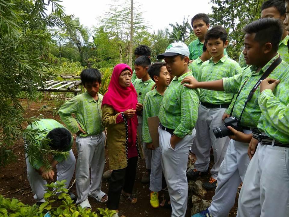 Kampung Wisata Bisnis Tegalwaru Bogor