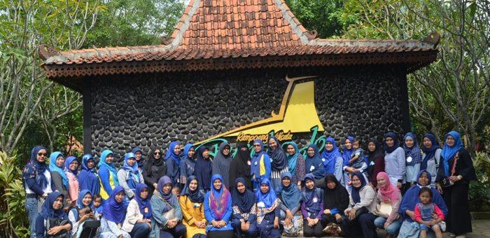 Kunjungan RA Persistri Jakarta